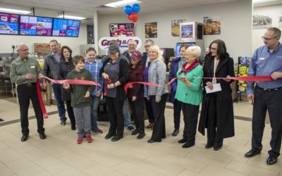Crosby's Celebrates Reopening of Rebuilt Store in Holland, NY
