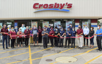Crosby's Celebrates Grand Reopenings in Holley, Clarendon