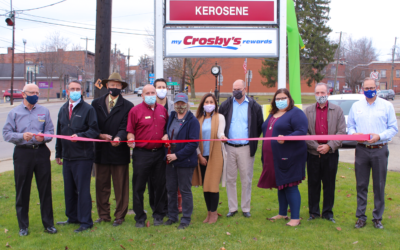 Remodeled Crosby's Store in Randolph Celebrates Grand Reopening